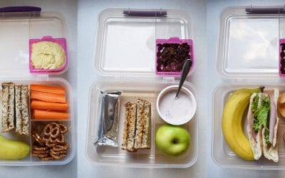 Back to School Lunch Challenge